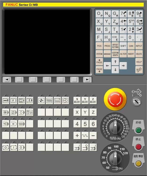 数控机床的十大数控系统,不懂就转!